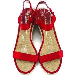 Lauren Ralph Lauren ILENE Sandals Size 10B